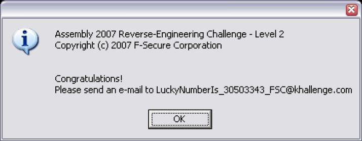 2007 Level 2