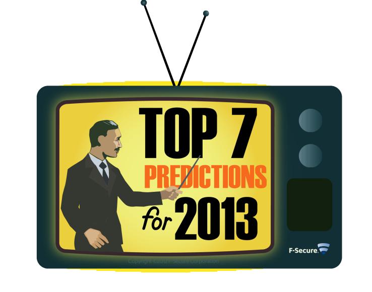 2013 Forecast