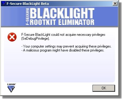 BlackLight_SeDebugPrivilege