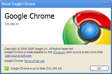 Chrome3.0.195.24