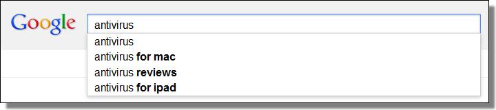 google.com, antivirus