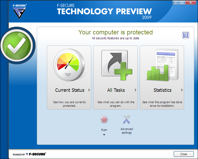 F-Secure Technology Preview 9.40