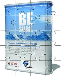 F-Secure Internet Security 2007 - Jigsaw