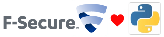 F-Secure Labs hearts Python