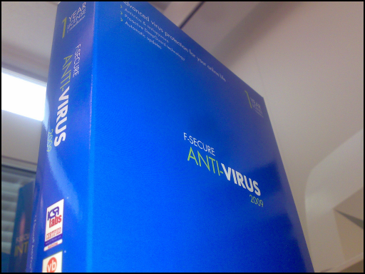 F-Secure Anti-Virus 2009