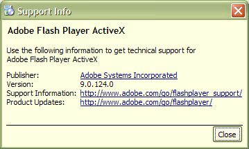 Flash 901240 ActiveX