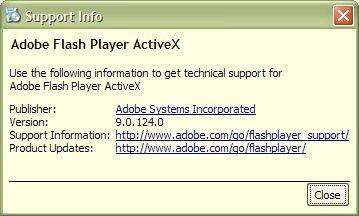 Flash 901240 ActiveX
