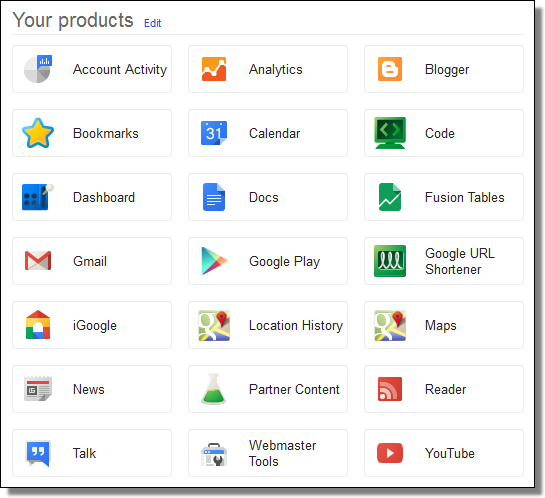 Google_Products