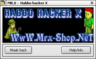 Habbo HackerX