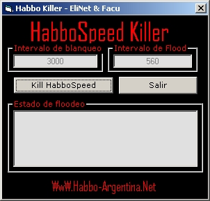 Habbo SpeedKiller