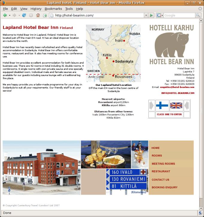 Hotel Bear Inn