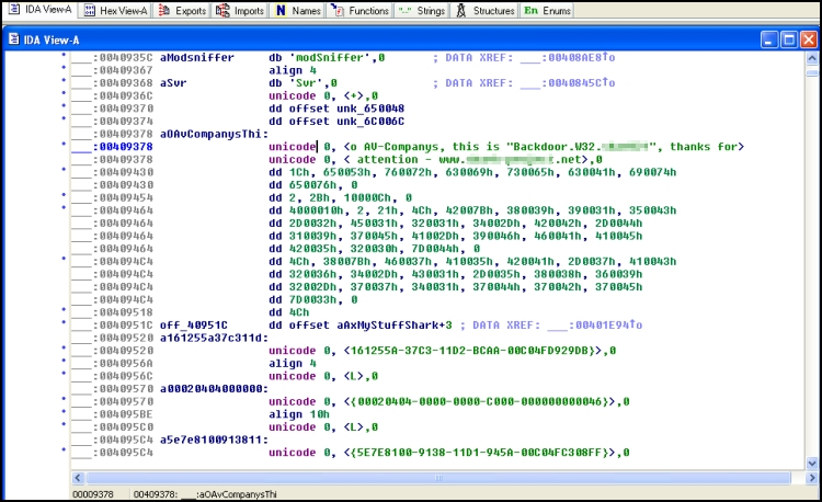 an analysis of subseven a computer virus Sub7, or subseven or sub7server, is a trojan horse program its name was  derived by  sub7 is so invasive, he said, that anyone with it on their computer  might as well have the hacker standing right next to them while using their  computer  a deeper reverse engineering analysis revealed however that  subseven's.