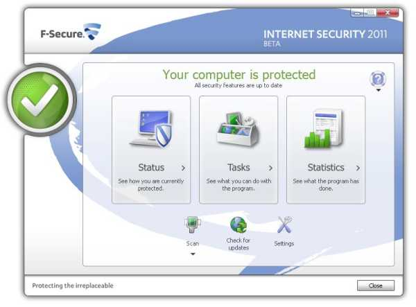 Internet Security 2011 Beta