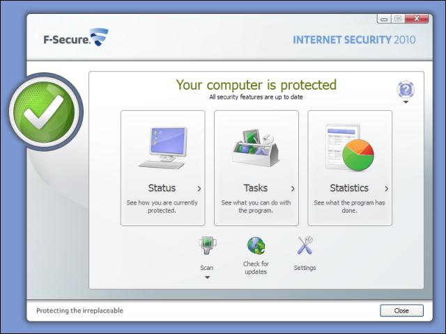 F-Secure Internet Security 2010