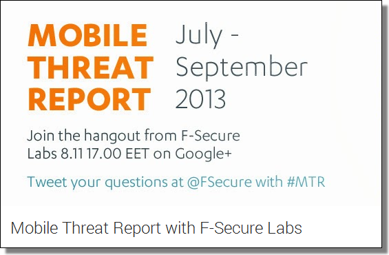 Mobile Threat Report Q3