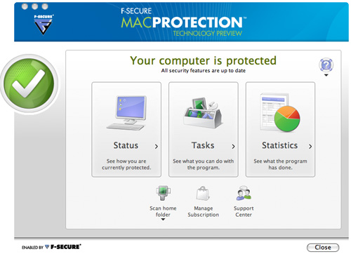 Mac Protection 4766