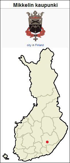 http://en.wikipedia.org/wiki/Mikkeli