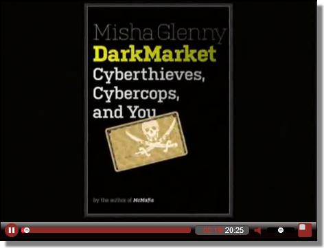 Misha Glenny, DarkMarket