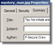 Jpeg Properties