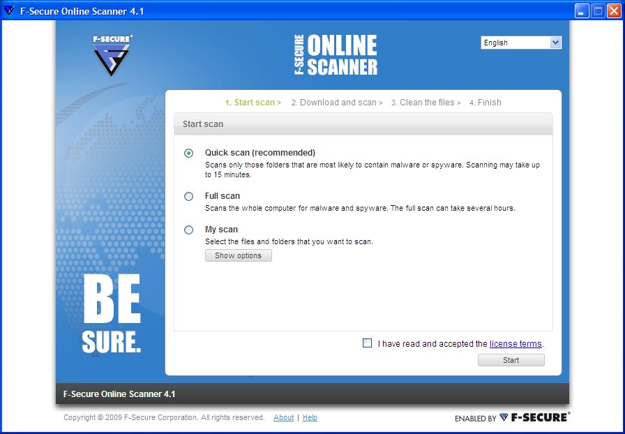 Online Scanner 4.1