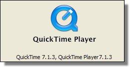 QuickTime 7.1.3