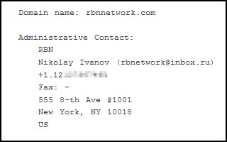 RBNNetwork.com History