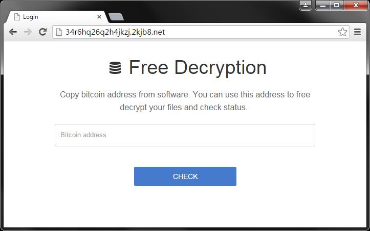 Free Decryption