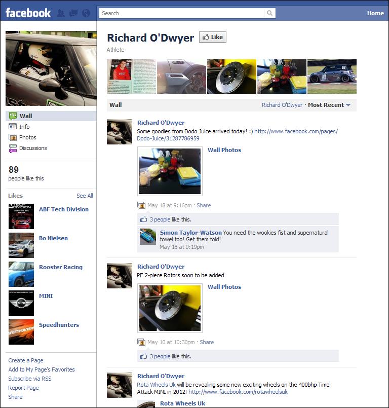 www.facebook.com/pages/Richard-ODwyer/167573006610733
