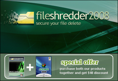 Rogue FileShredder 2008