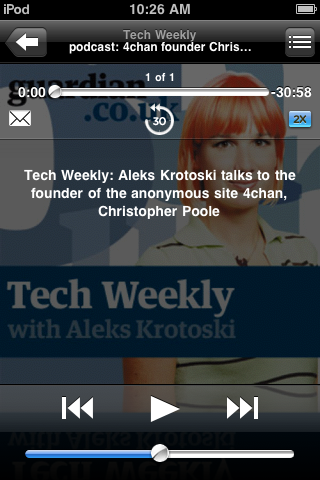 Tech Weekly, Christopher Poole