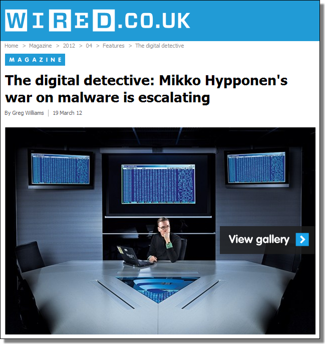 The Digital Detective
