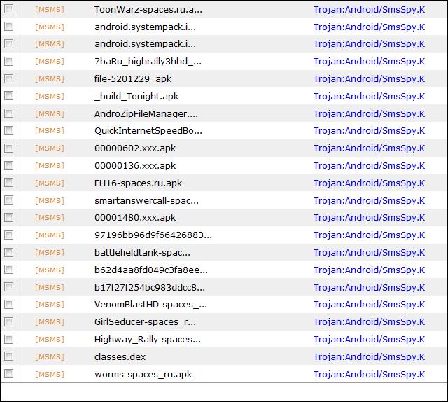 TrojanAndroidSmsSpyK_MSMS