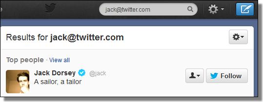 Twitter's Password Fails
