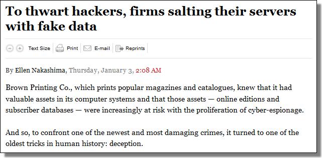 Washington Post Jan 3rd, 2013