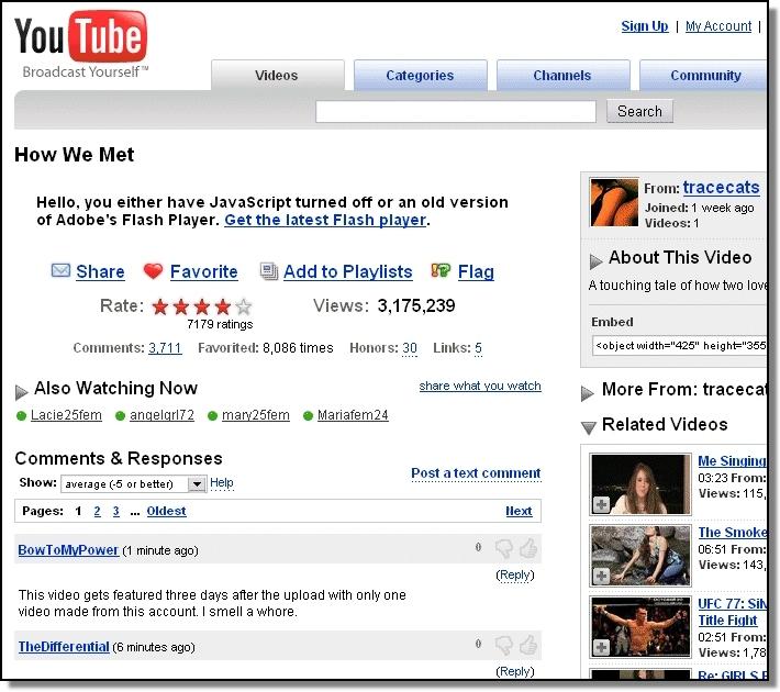 YouTube CN