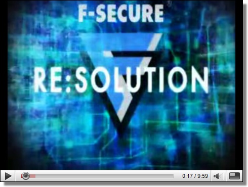 www.f-secure.com/fslabs Re:solution