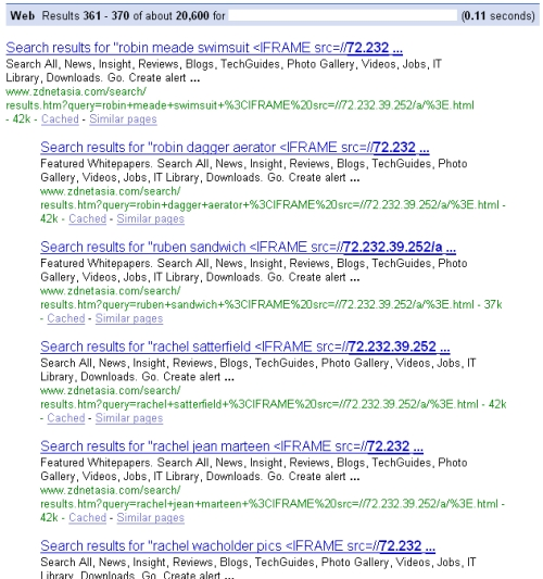ZDNet Asia Search Results