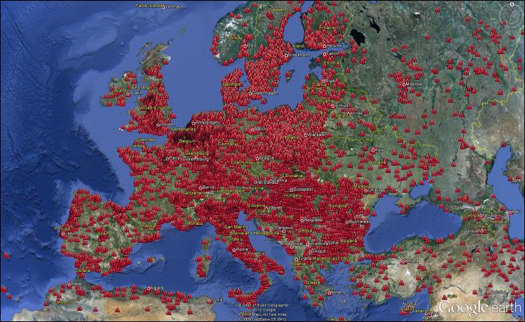 ZeroAccess, Europe