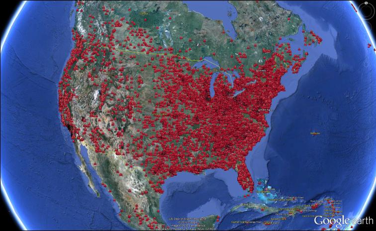 ZeroAccess, USA