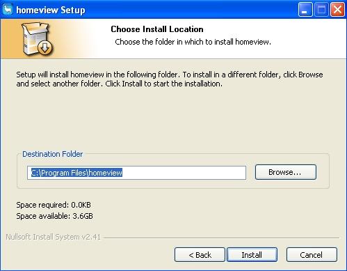 Agent.FLN fake installation screen
