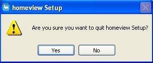 Agent.FLN quit installation screen