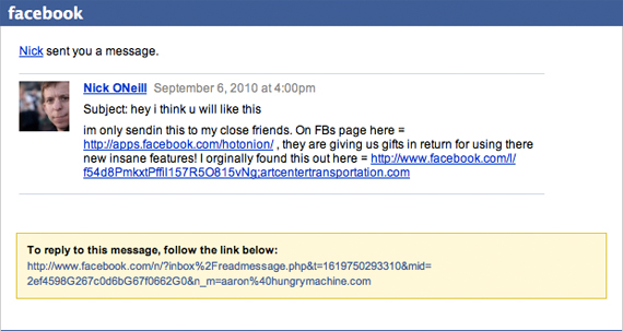 http://www.allfacebook.com/alert-massive-new-survey-scam-spreading-on-facebook-2010-09