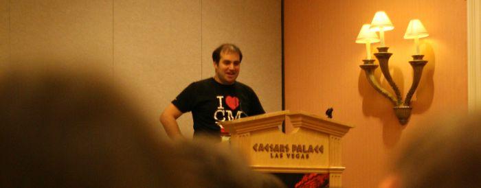 Dan Kaminsky presenting