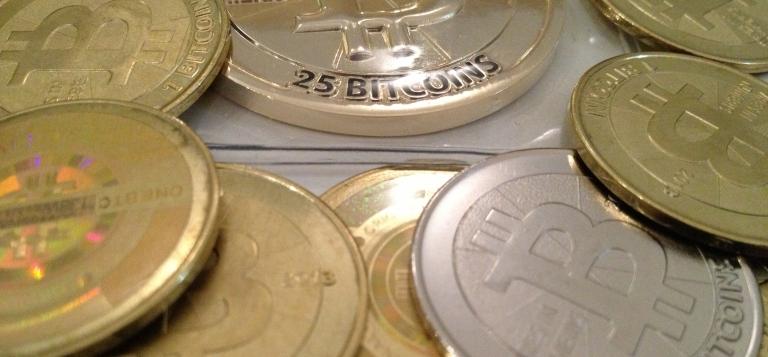 Casascius 1 Bitcoin coin