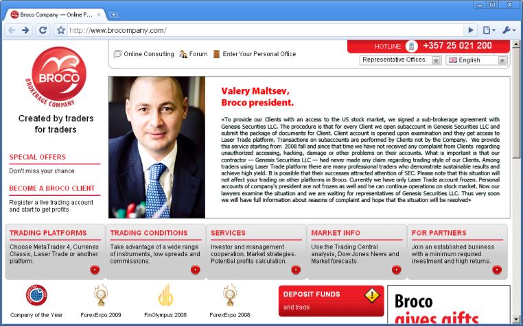 Brocompany.com