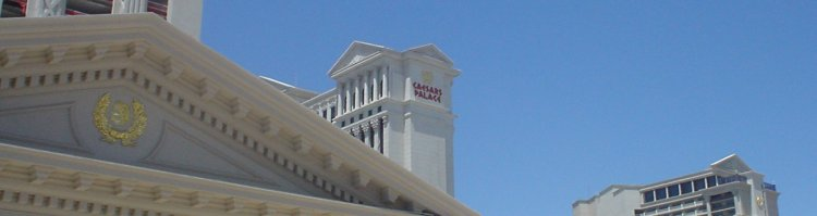 Caesar's Palace, photo (c) MH 2004