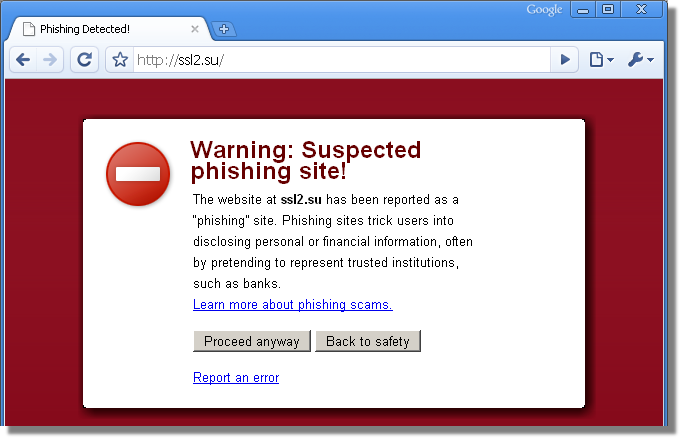 ssl2.su phishing site