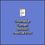 Downadup Domain Blocklist Feb. 2009