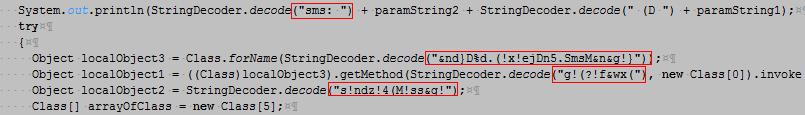 FakeNotify, update encoded